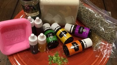 essential oils to help with psoriasis