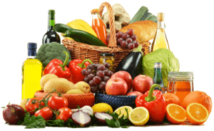 colored fruits and veg as a diet for psoriasis sufferers