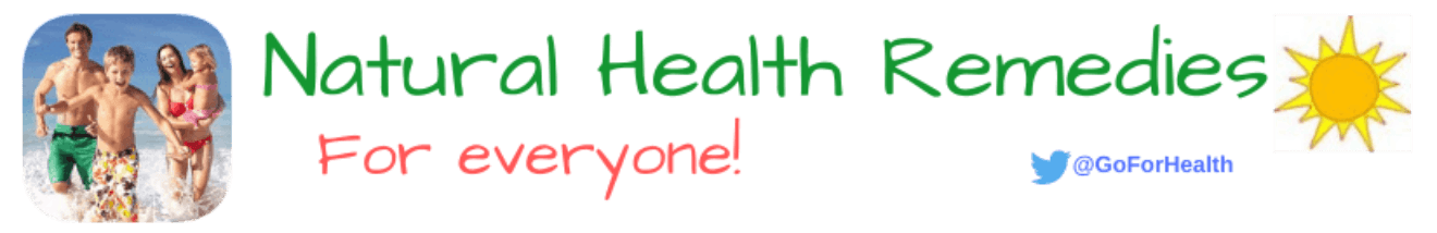 Natural Health Remedies For Everyone