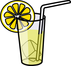 Lemon helps to lose weight